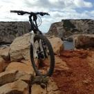Biking Capocaccia
